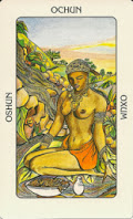 Таро Ориша ((Tarot of the Orishas) 4.jpg