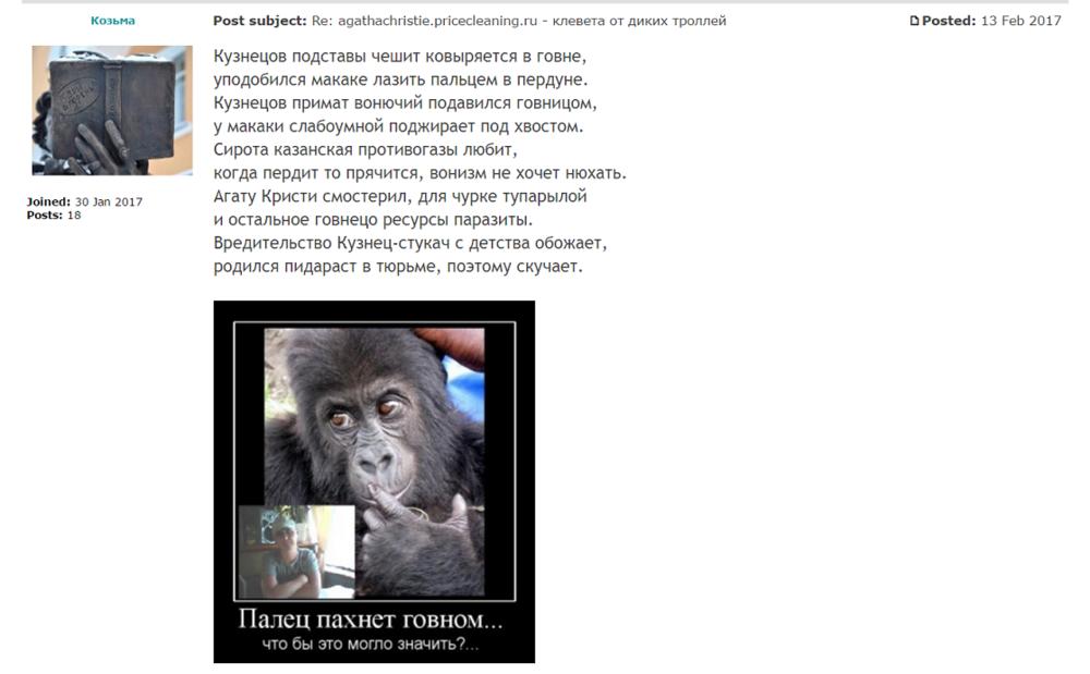 agathachristie.pricecleaning.ru - клеветники и мошенники,  стихи про дебилов 2.png